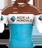 AG2R La Mondiale's trøje