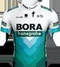 BORA - hansgrohe's trøje