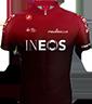 Team INEOS's trøje